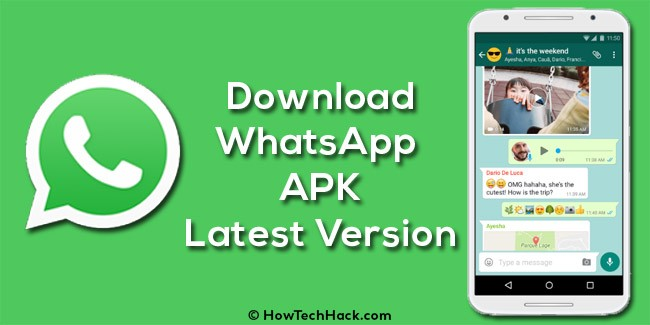 Download WhatsApp 2.17.397 APK for Android