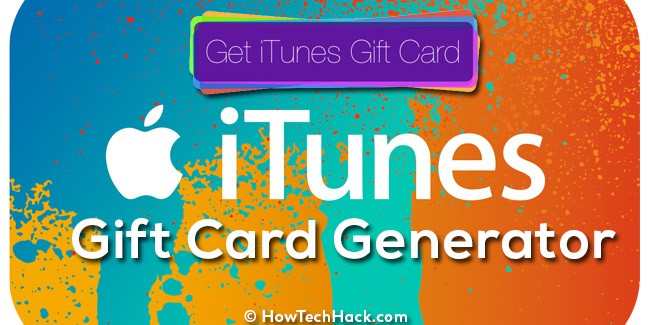 Free iTunes Gift Card Generator 2017 | Free iTunes Gift Card Codes