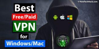 Top 10 Best Free & Paid VPN for Windows & Mac