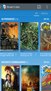comic book collection app