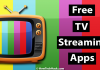 Free TV Streaming Apps