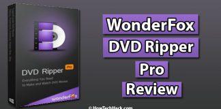 WonderFox DVD Ripper Pro Best DVD Ripper For Windows