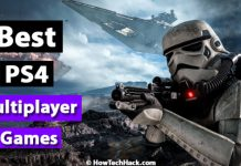 Best PS4 Multiplayer Games